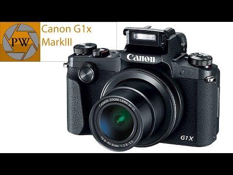 Canon Powershot G1x Mark Iii Recensione   Fotografia Storica
