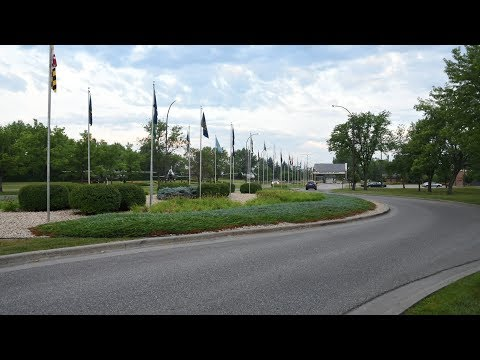 Grand Forks Air Force Base Welcome Video