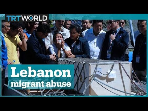 Lebanon's migrant abuse