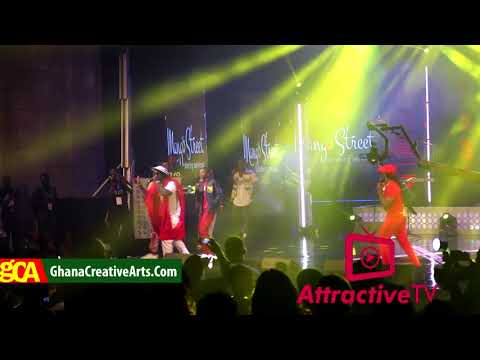 VVIP Performs 'Koliko' ft Miyaki and 'Skolom' At Becca 10 Years