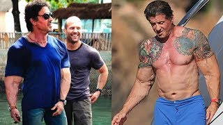 Sylvester Stallone Training/Workout 2018