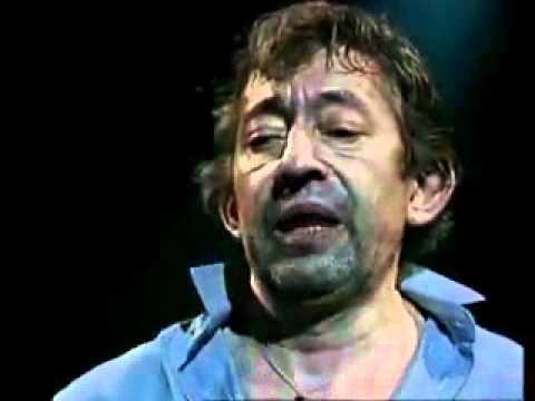 Serge Gainsbourg - Je suis venu te dire que j