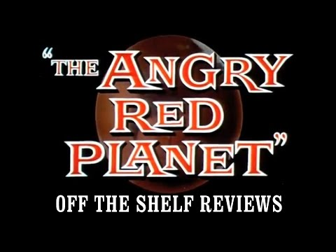 The Angry Red Planet Review - Off The Shelf Reviews