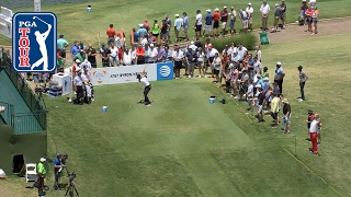 Patrick Rodgers has DIRECTV Launch Pad Drive of the Day at AT&T Byron Nelson