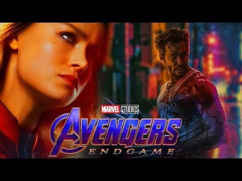 Avengers End Game MUTANT EASTER EGG found in CAPTAIN MARVEL TRAILER