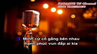 karaoke giả vờ yêu 2017