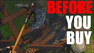 FOREBEARER - Before You Buy/ Review (God of War?) Fortnite Skins