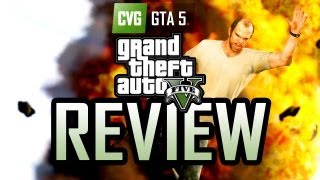 GTA 5 Review: The Best Grand Theft Auto Ever?