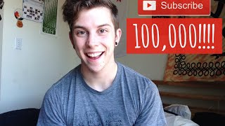 100,000 SUBSCRIBERS :D