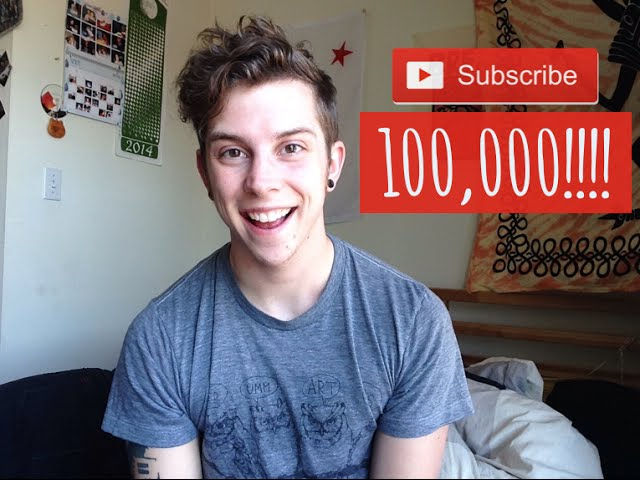 100,000 SUBSCRIBERS :D