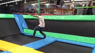 Airborn Indoor Trampoline Park - Melbourne