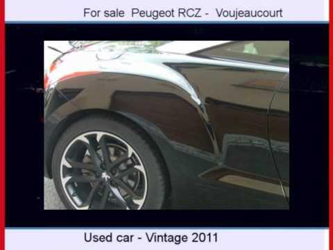 Sale One Peugeot RCZ  Voujeaucourt  Doubs