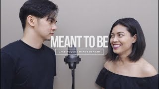 Bebe Rexha & Florida Georgia Line - Meant To Be (Jace Roque & Marge Bernad Cover)