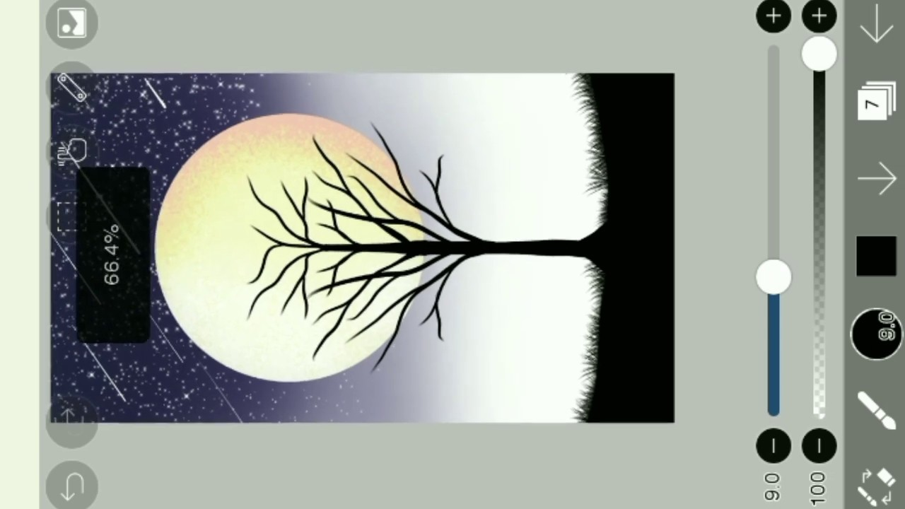 Tutorial Termudah Ibis Paint X Cara Membuat Mata Hanya 2 Menit By Azhar Anime Chanell