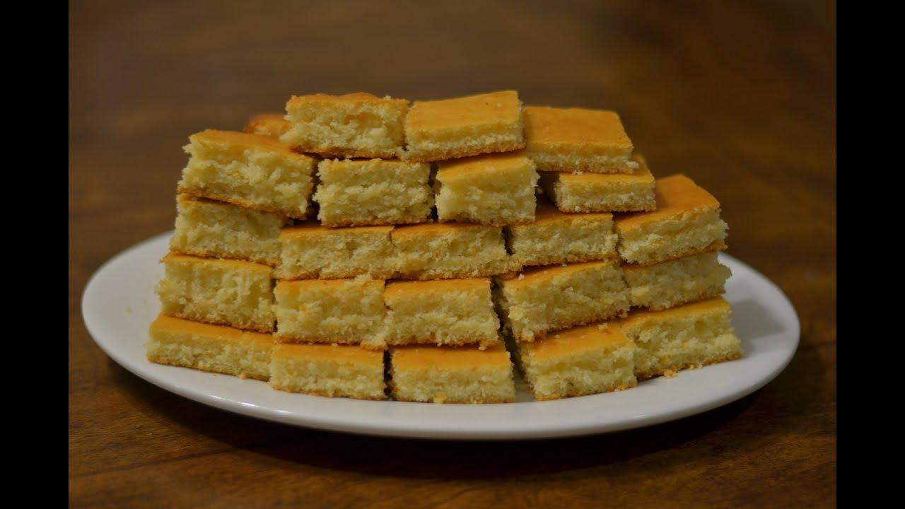 Easy recipe tea cakes