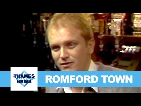 Romford Town 1981   Thames News