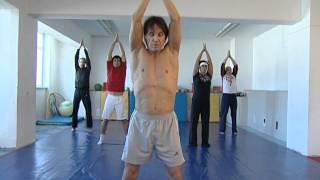 видео анохин волевая гимнастика