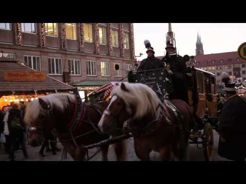 Strolling around the Nuremberg Christmas Market