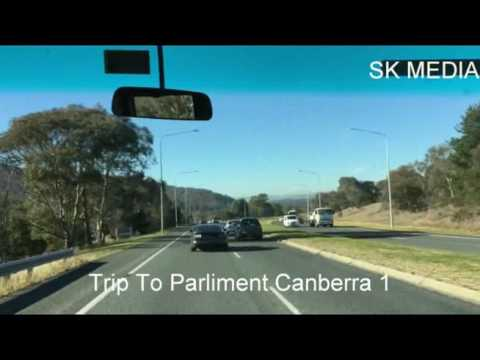 SK Media Report By Mr Trip To Parliament Canberra music 1