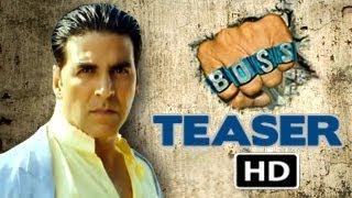 Akshay Kumar | BOSS Teaser Trailer 2013 | Releasing 16th October