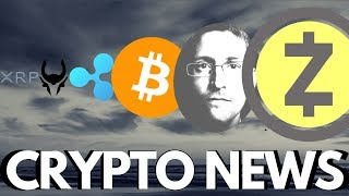 Bitcoin Bear Market, Zcash, XRP and Ripple Follow up, CryptoTag - Crypto News