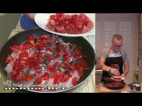 Come cucinare il pesce… Sugarelli…alla sciue' sciue'