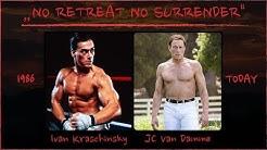 KARATE TIGER 1986 vs 2019 Deutsch/German No Retreat No Surrender Van Damme Seattle PORTINHOOO #1