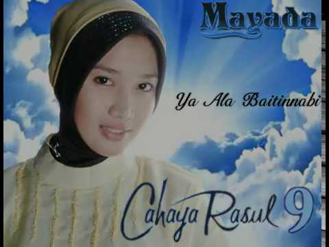 Lirik : Ya Ala Baitinnabi (Mayada) Cahaya Rasul 9