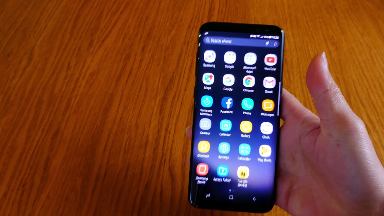 Samsung Galaxy S8 plus tips, hidden features and special ...