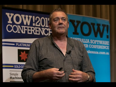 YOW! Conference 2017 - Dave Farley - Reactive Systems