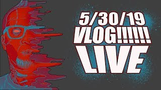 VLOG!! the Vicious Trend of Vaping - Rip's Liquid - More Patron Spots