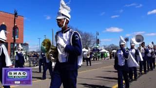St. Patrick's Day Parade Detroit 2017