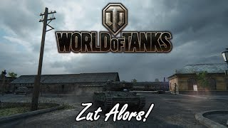 World of Tanks - Zut Alors!