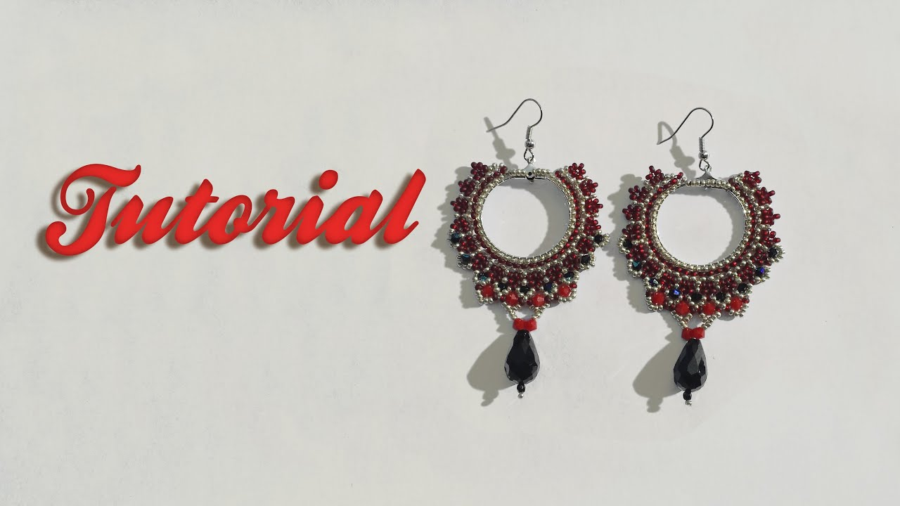 non gemstones s earrings brick img stitch beads with to adding blog seed lisa yang and jewelry