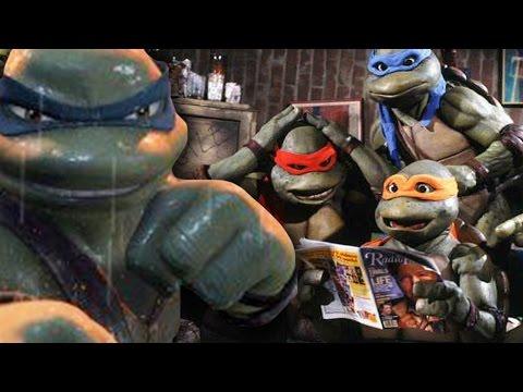 5 Teenage Mutant Ninja Turtles Movies Ranked