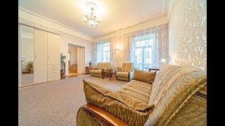 видео Однокомнатная квартира Большая Конюшенная ул. 2-3 2200-3700 р. в СПб