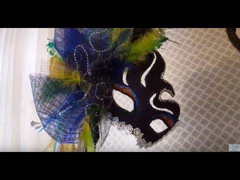 Tricia's Creations: Masquerade Mask