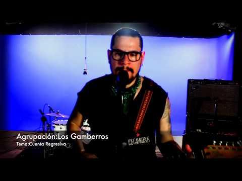 Tema Cuenta Regresiva - Interprete: Los Gamberros