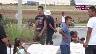 Στους δρόμους οι πρόσφυγες του Χέρσου Κιλκίς-Eidisis.gr webTV