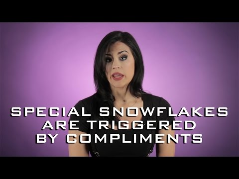 Special Snowflakes are Triggered by Compliments!