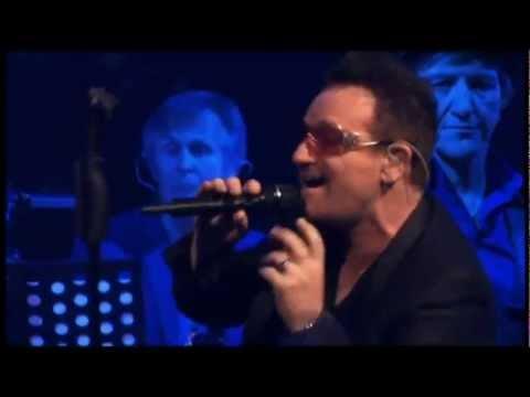 U2News - Mensch - Bono & Herbert Grönemeyer