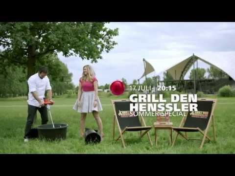 Grill Den Henssler Sommer Special