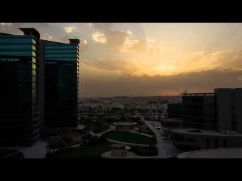 Riyadh - City lights Up