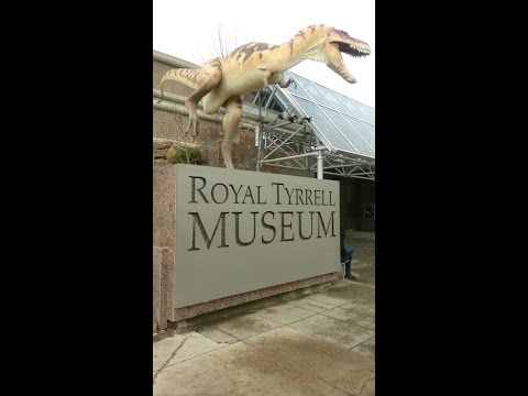 The Royal Tyrrell Museum of Paleontology | Alberta