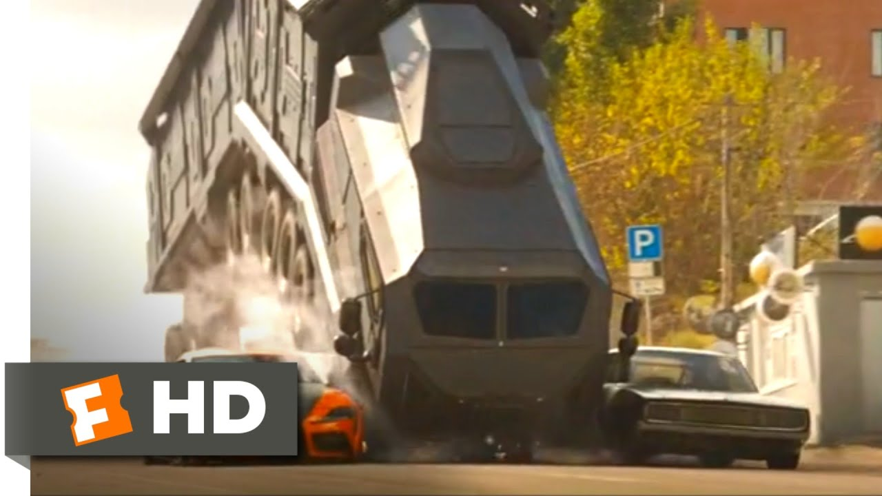Download F9 The Fast Saga (2021) - Flipping the Truck Scene (9/10) | Movieclips