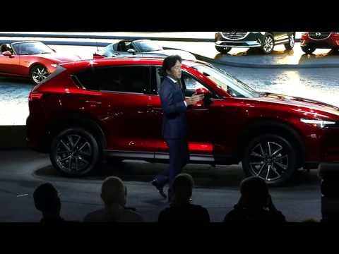 2016 LA Auto Show: Mazda Press Conference  / LAショー プレスカンファレンス