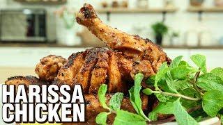 Harissa Chicken Recipe | How To Make Harissa Chicken | West African Style Chicken Recipe | Varun