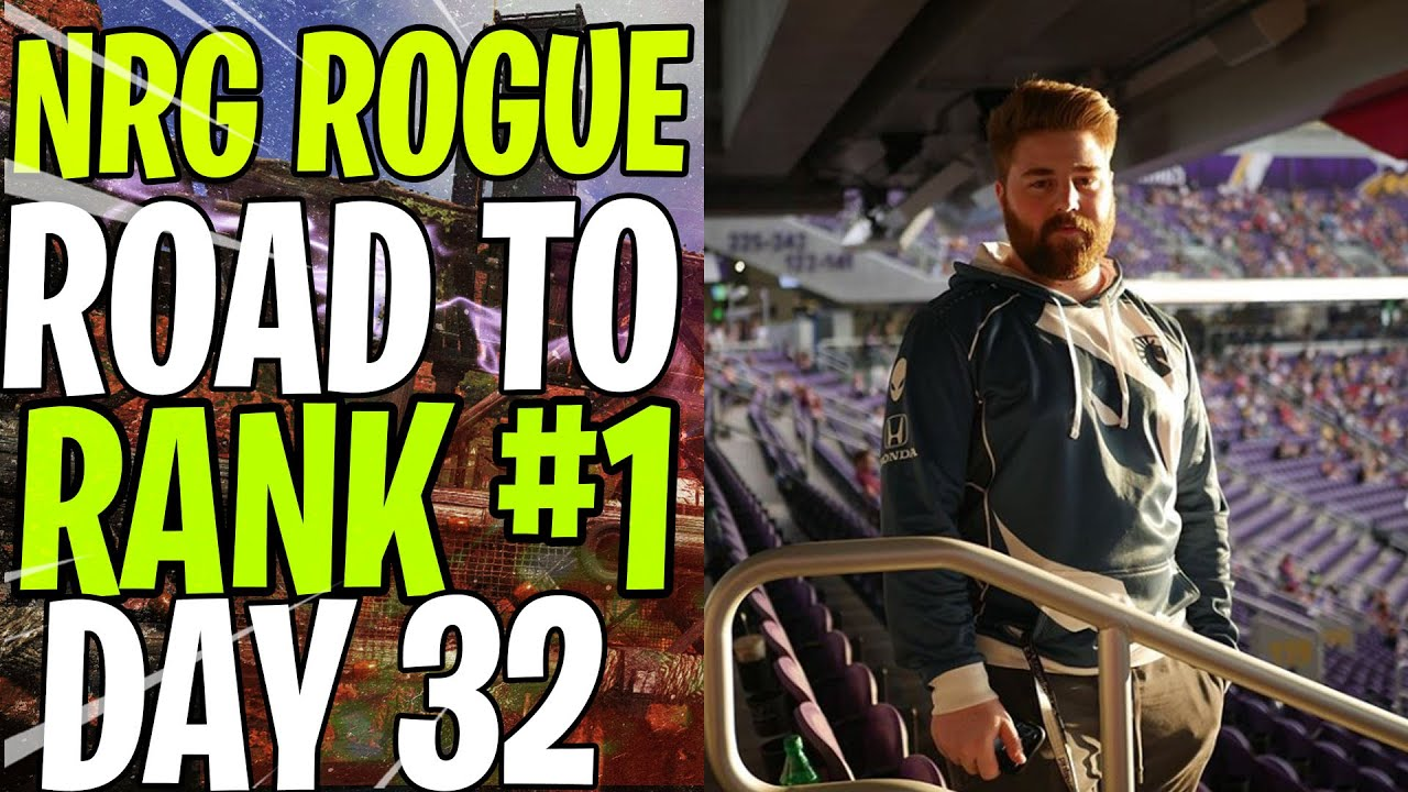 NRG ROGUE  -22 SQUADS KILLS - THE BEST WATTSON PLAYER !  ROAD TO RANK #1 DAY 31  -