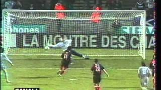 2001 (February 22) Bordeaux (France) 1-Rayo Vallecano (Spain) 2 (UEFA Cup).mpg