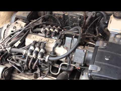 1992 Buick Century 3.3 engine problem - YouTube